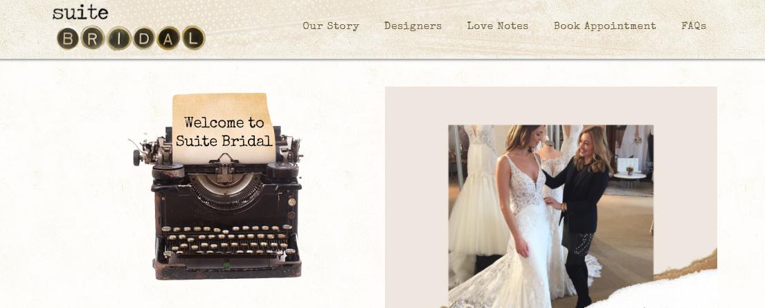 Suite Bridal Dress Shop