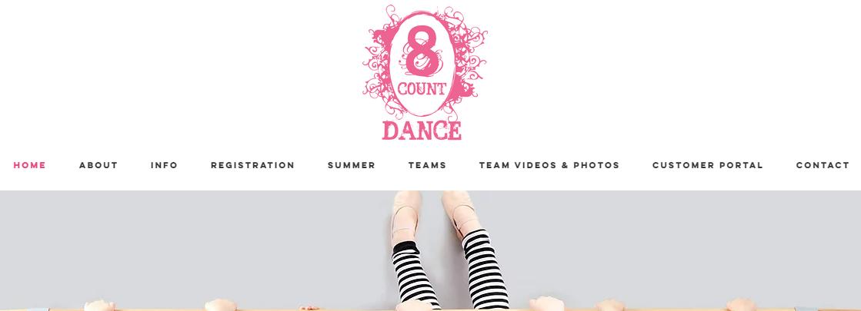 8 Count Dance Academy