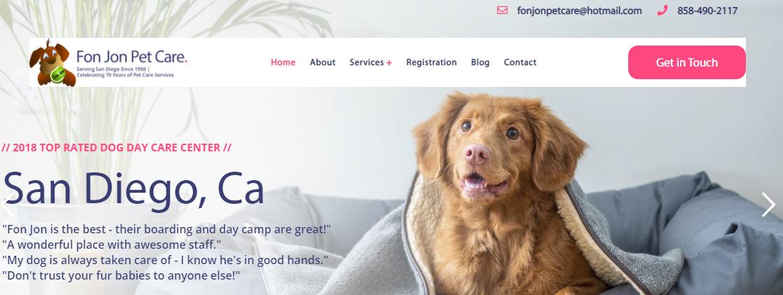 Fon Jon Pet Care Center