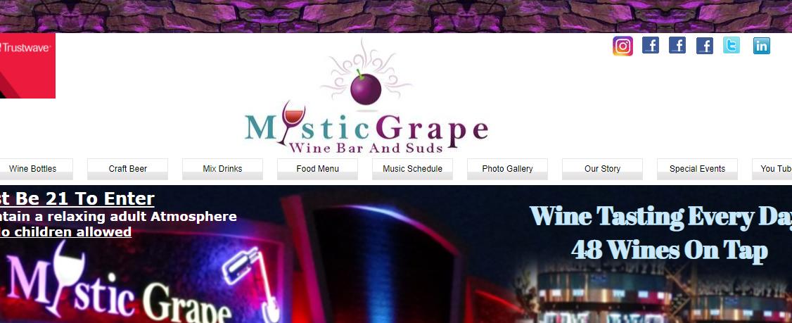 Mystic Grape Dance Clubs