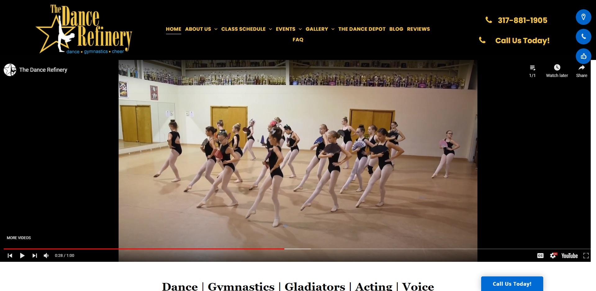 Indianapolis, IN Best Dance