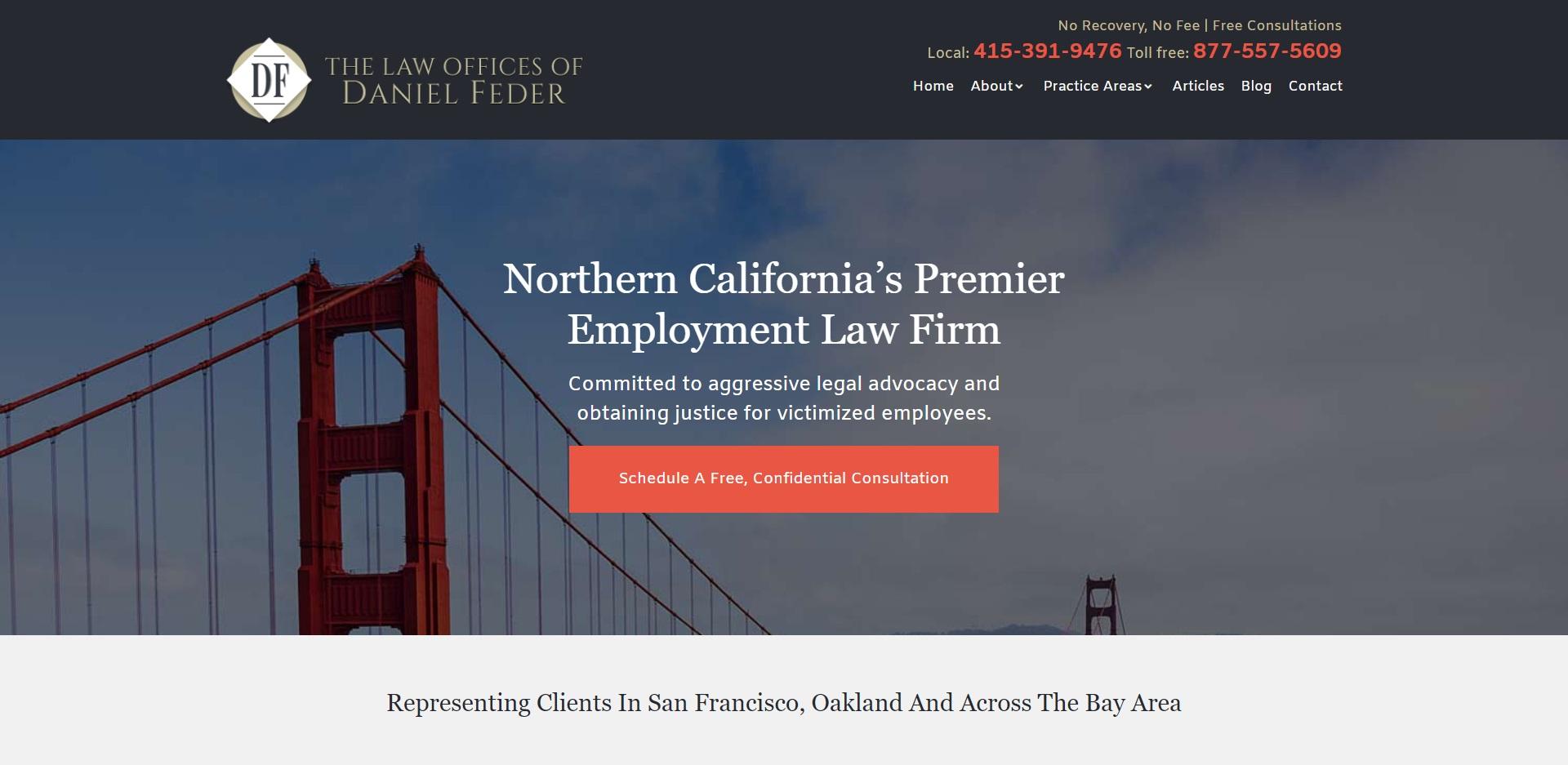 Best Employment Attorneys in San Francisco, CA