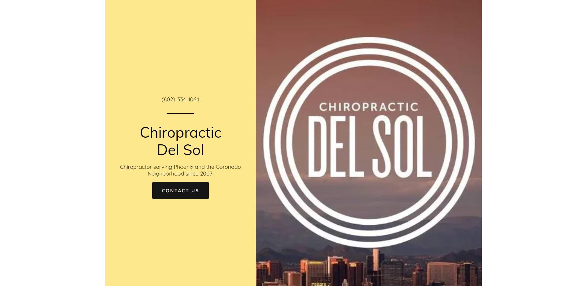 Phoenix, AZ Best Chiropractors