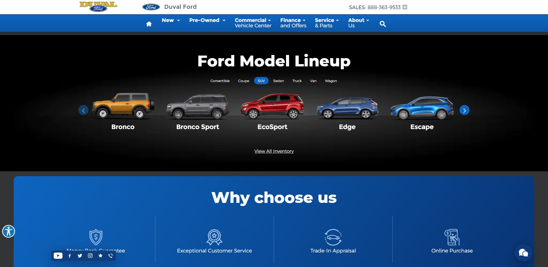 The Best Ford Dealers in Jacksonville, FL