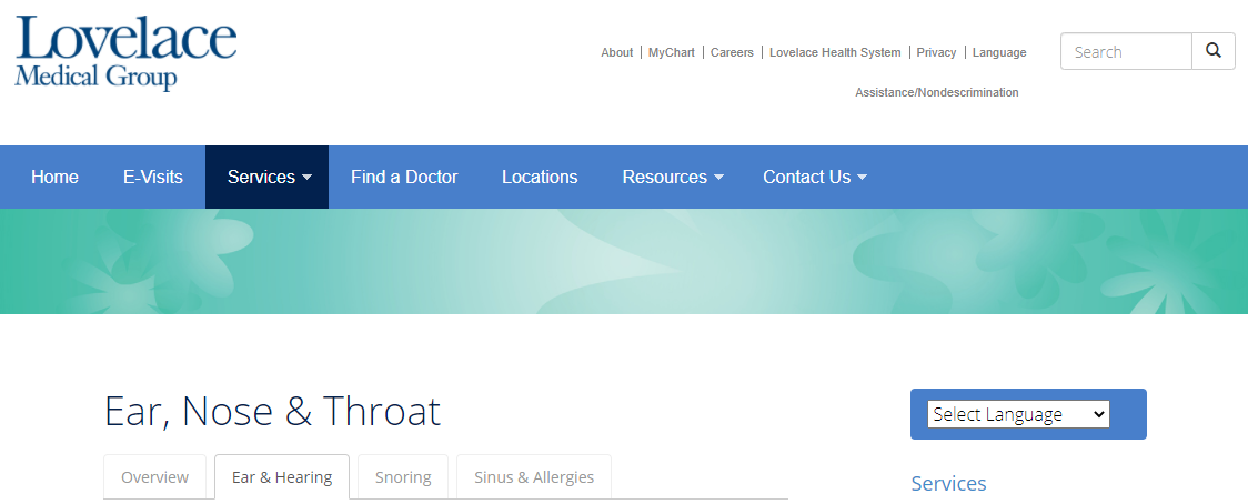 Lovelace Medical Group