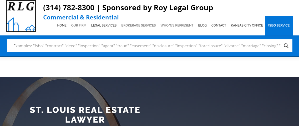 St. Louis Real Estate Lawyers