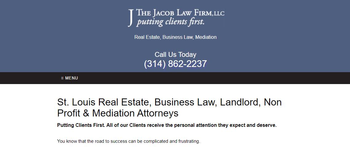 Marc Jacob, Esq. Property Attorneys