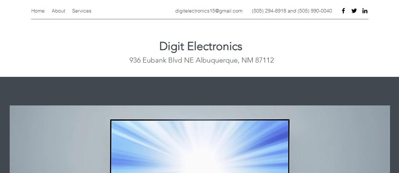 Digit Electronics