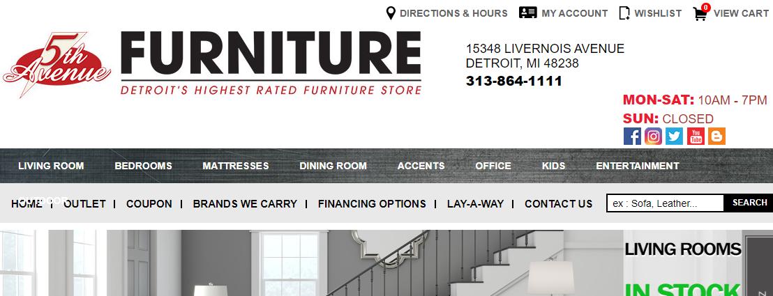 5th Avenue Furniture