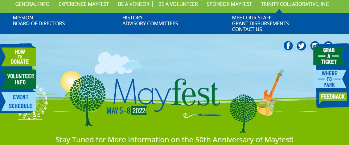 Mayfest Fort Worth