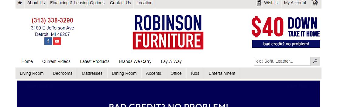 Robinson Furniture