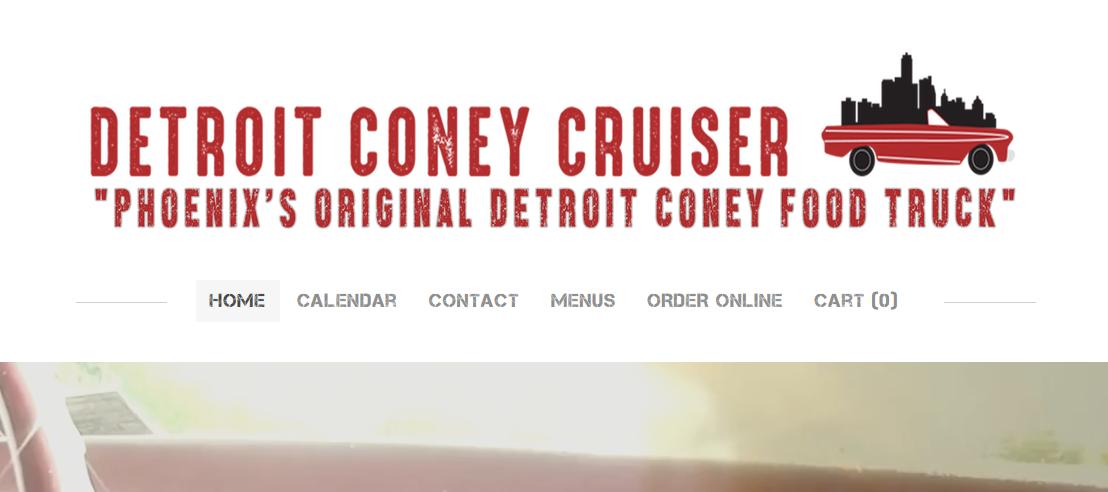 Detroit Coney Cruiser Food Truck
