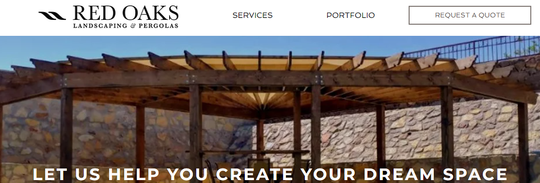 Red Oaks Landscaping and Pergolas