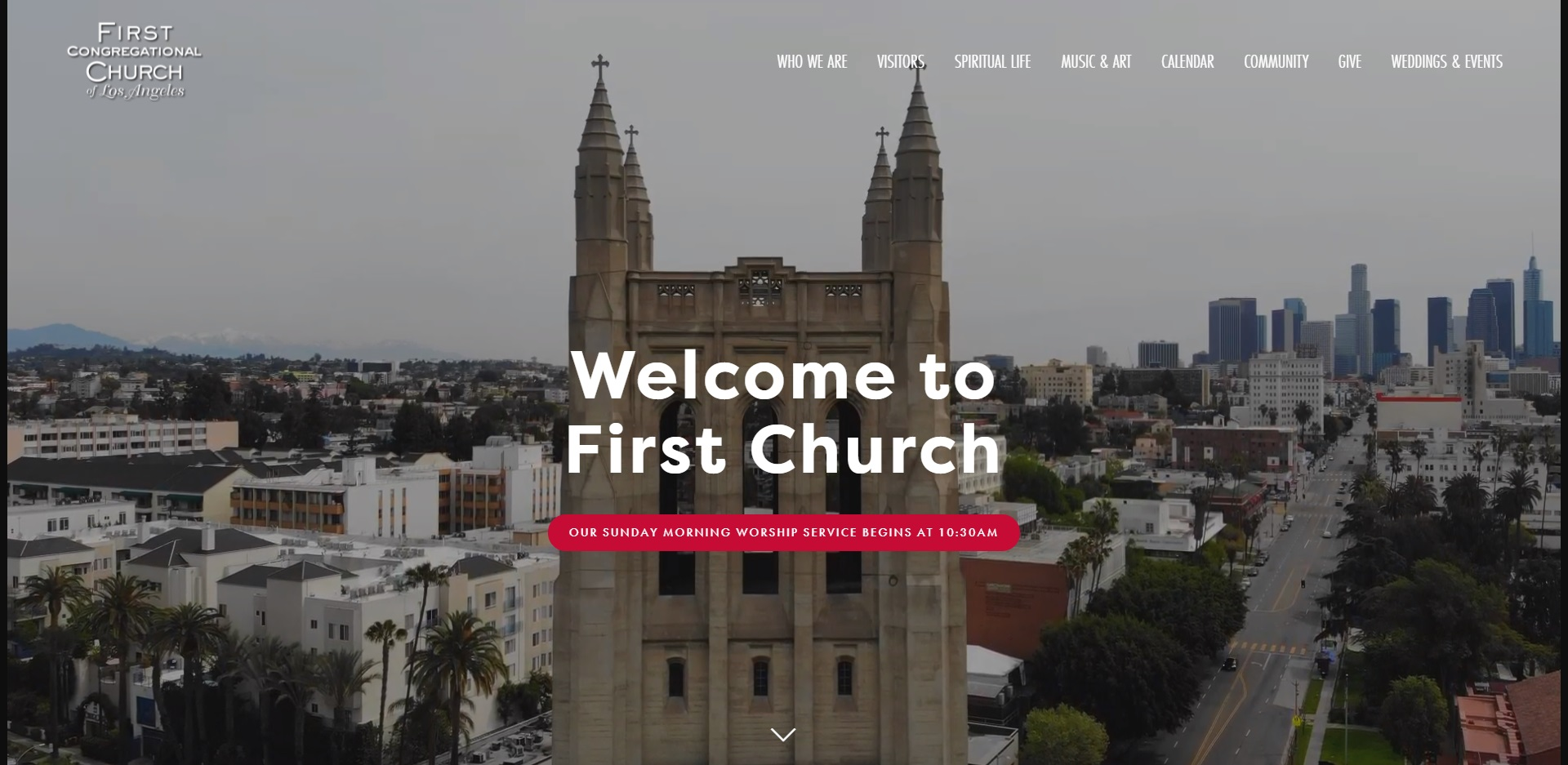 Best Churches in Los Angeles, CA