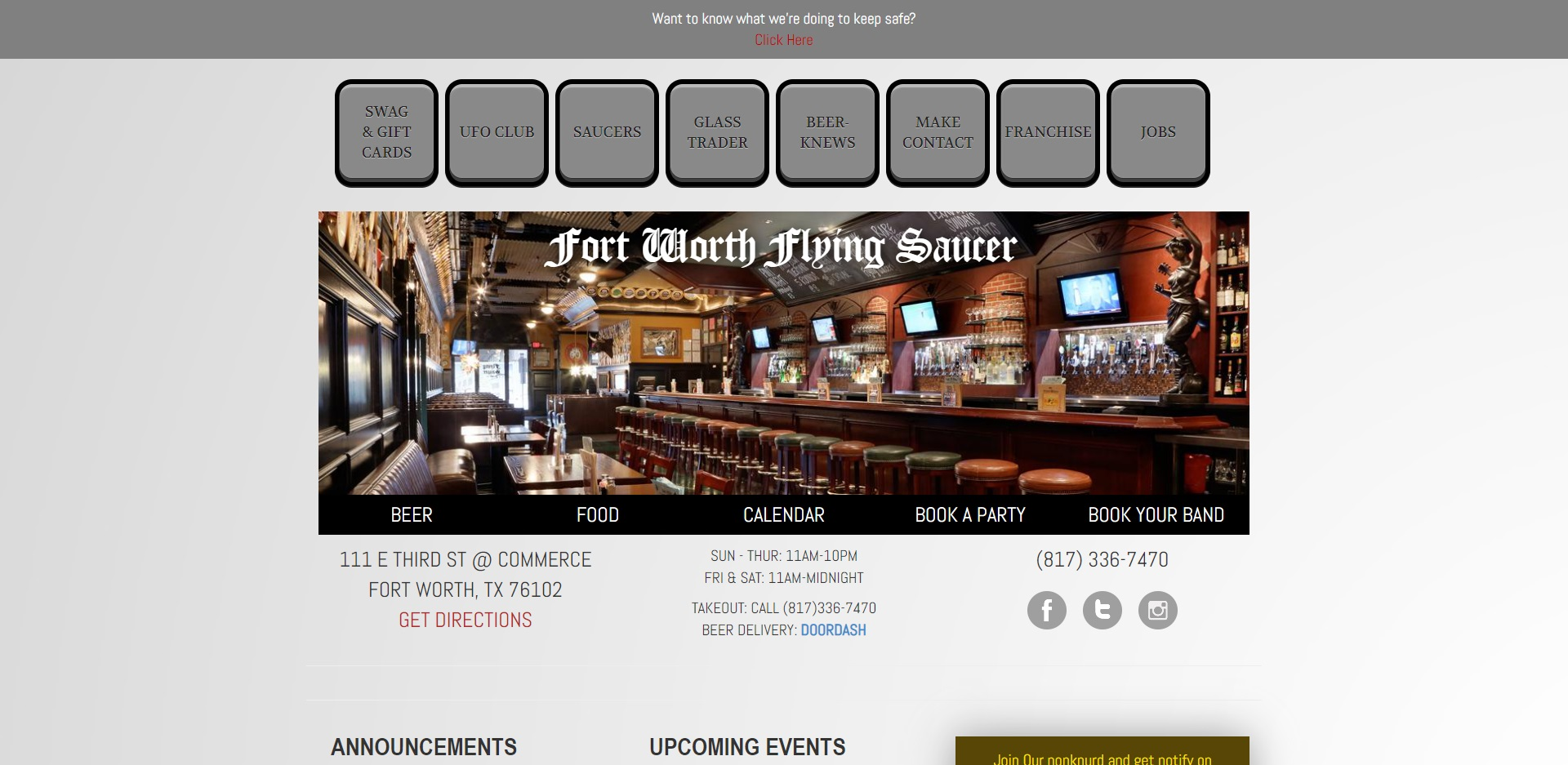 Best Pubs in Fort Worth, TX