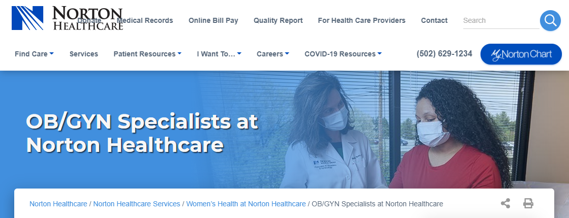 Women's Care Physicians of Louisville