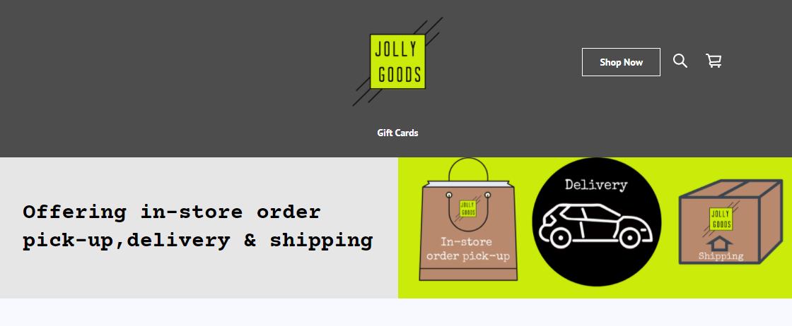 Jolly Goods Gift Shop