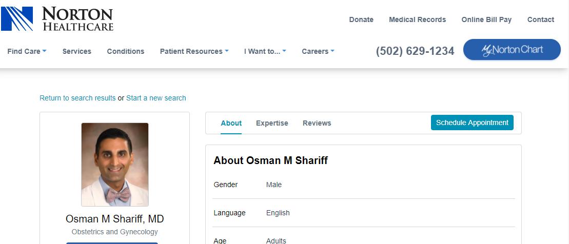 Osmann M. Shariff