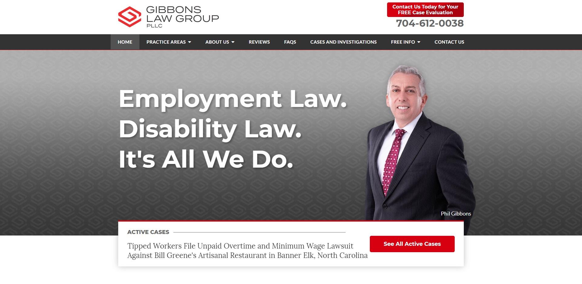 5 Best Unfair Dismissal Attorneys in Charlotte, NC