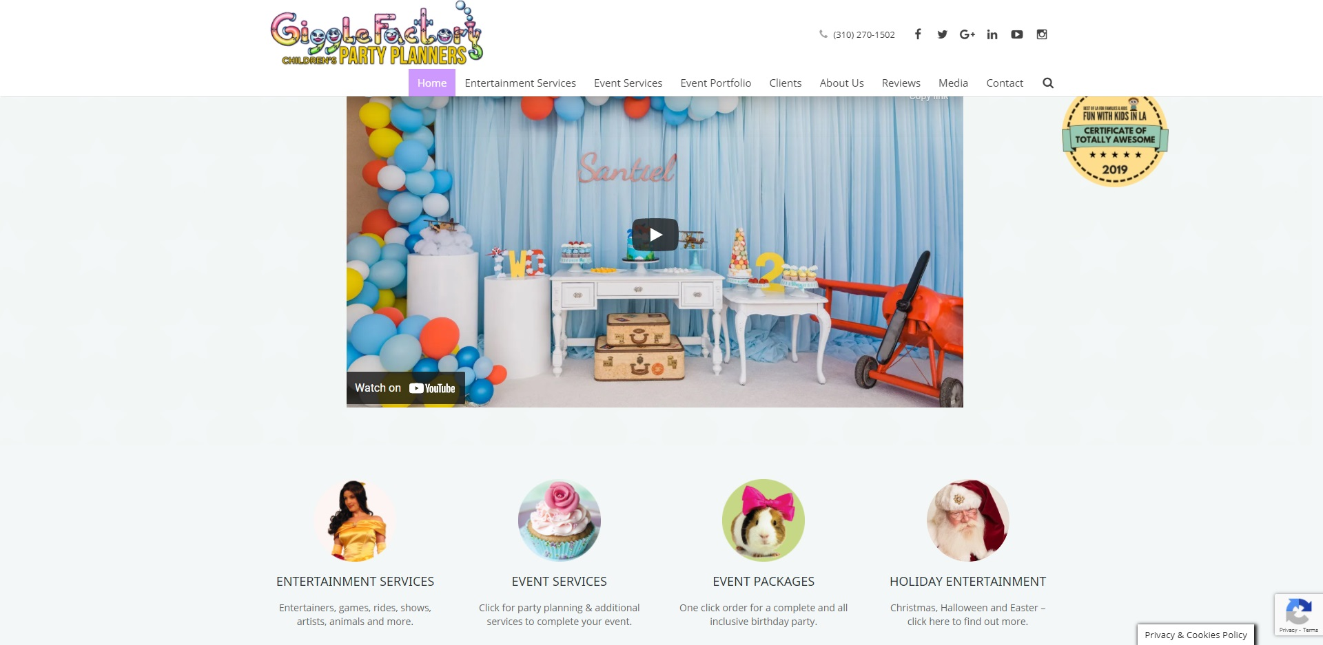 Best Party Planners in Los Angeles, CA