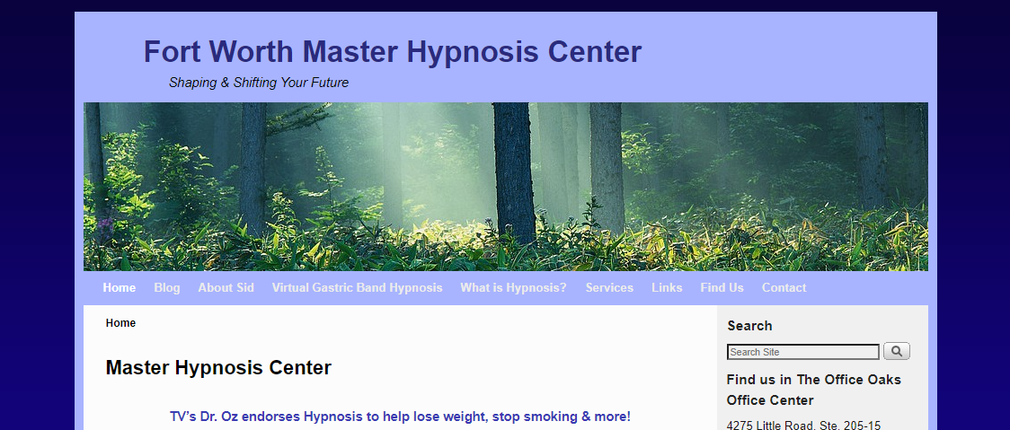 Master Hypnosis and Wellness Center