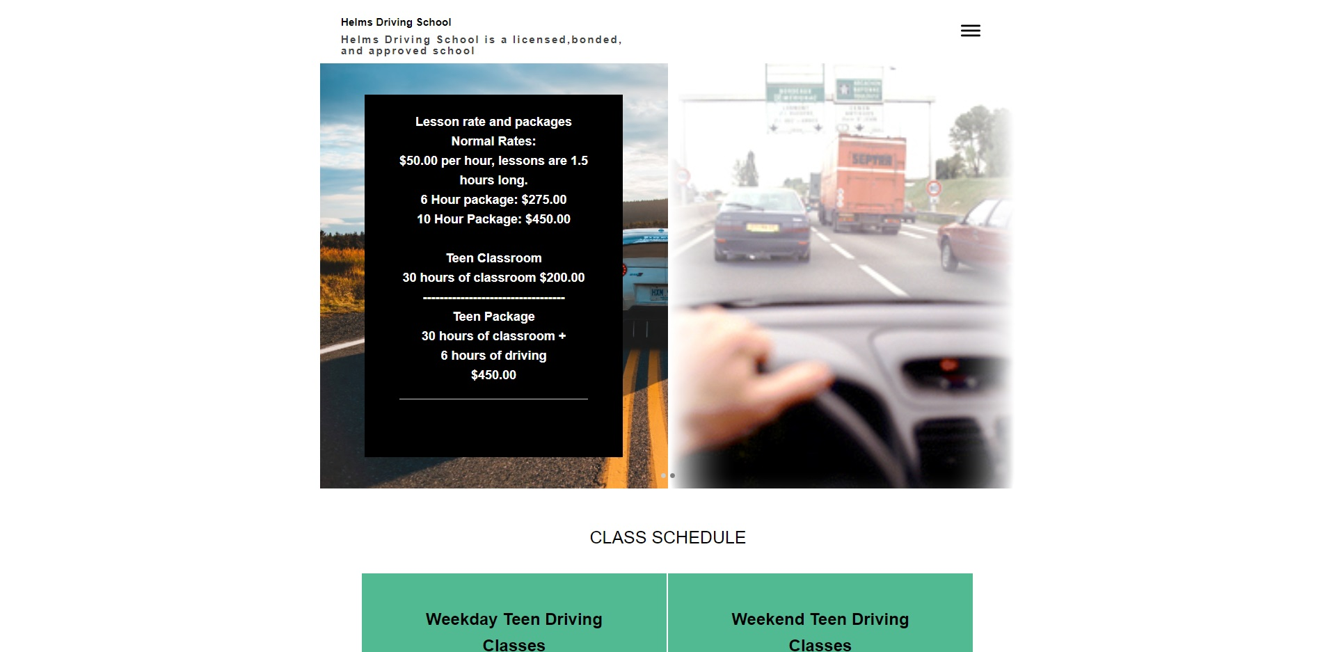 Best Driving Schools in Charlotte, NC