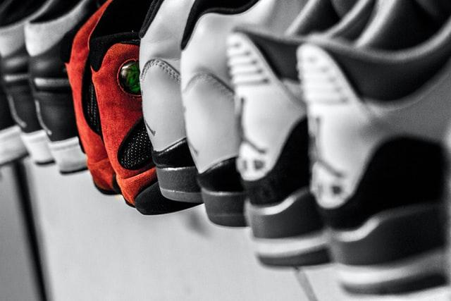 Shoe stores in Detroit
