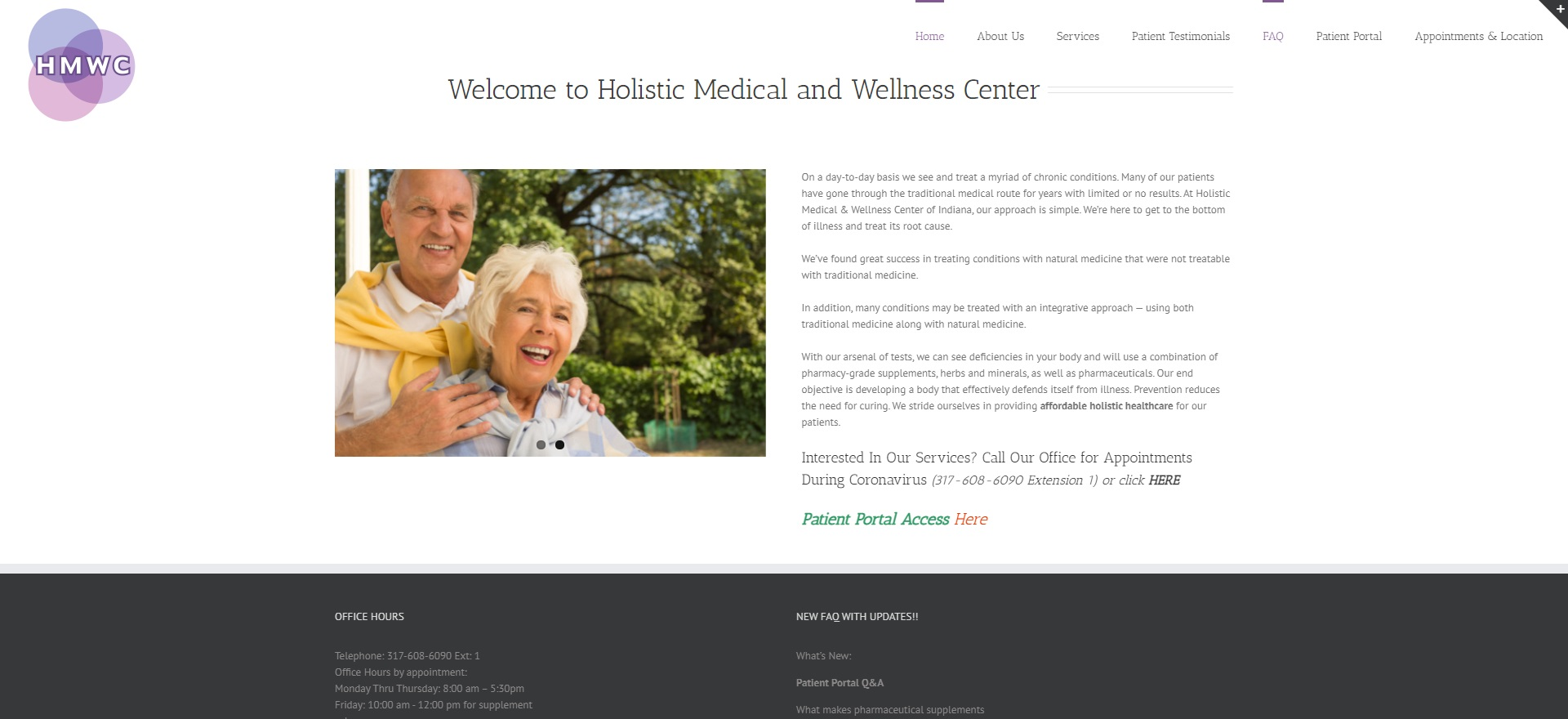 Indianapolis, IN's Best Naturopathy