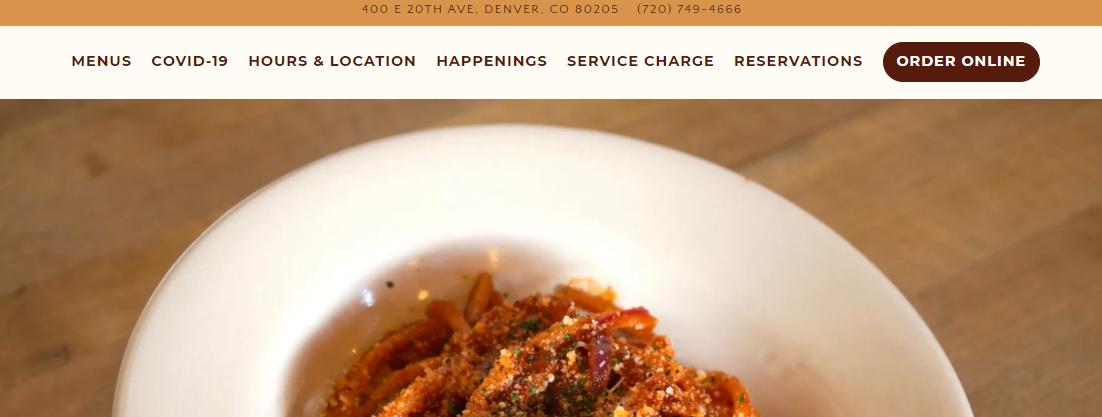 CopertaItalian Restaurant