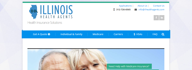 Illinois Health Agents