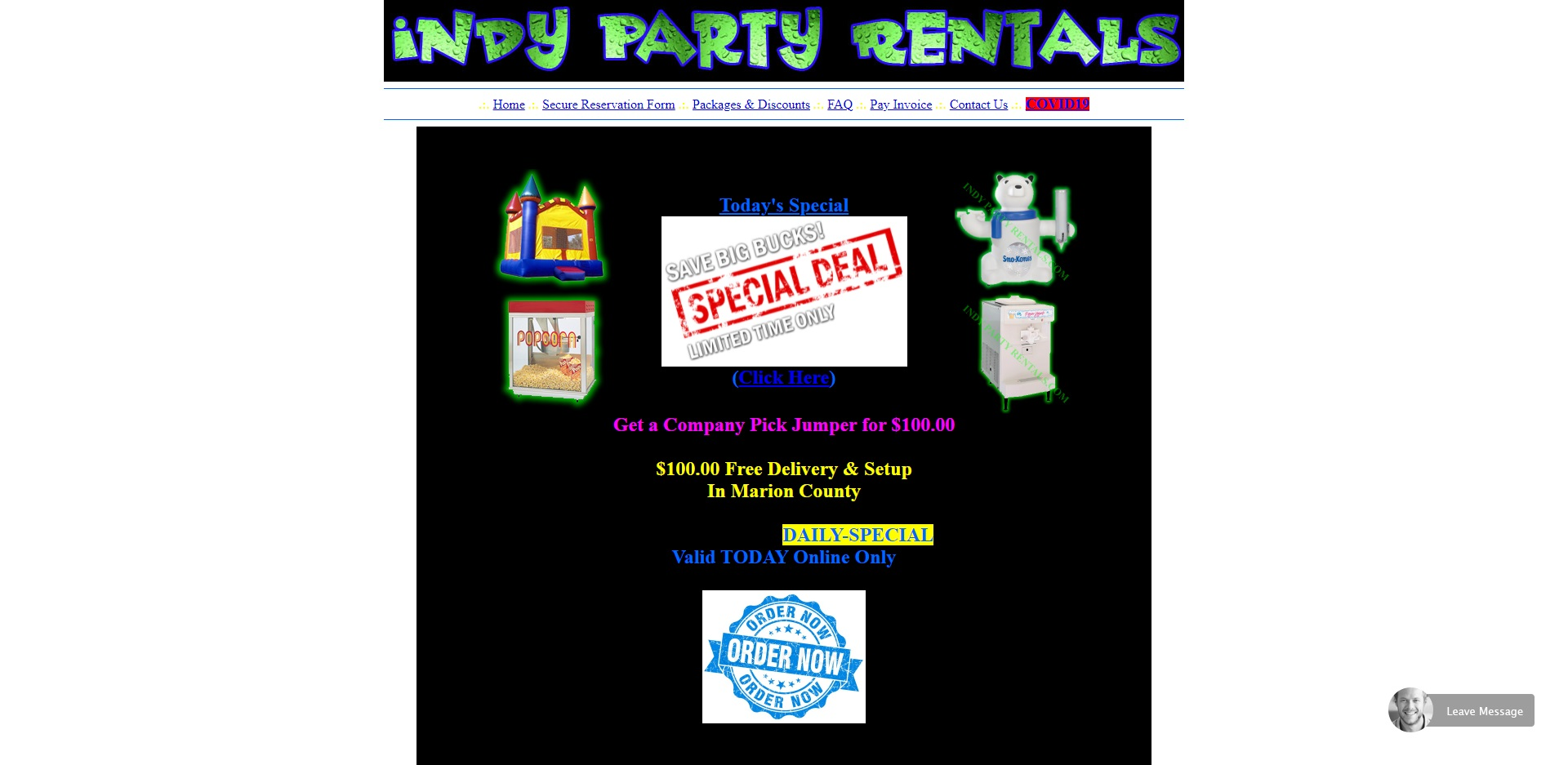 Indianapolis, IN's Best Party Supplies