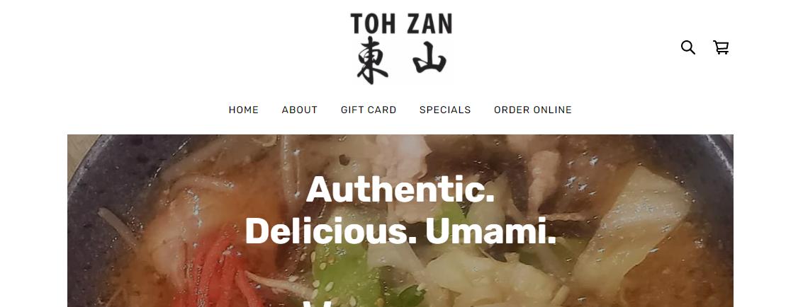 Toh Zan Nagasaki Grill Japanese Restaurants in Mesa, AZ