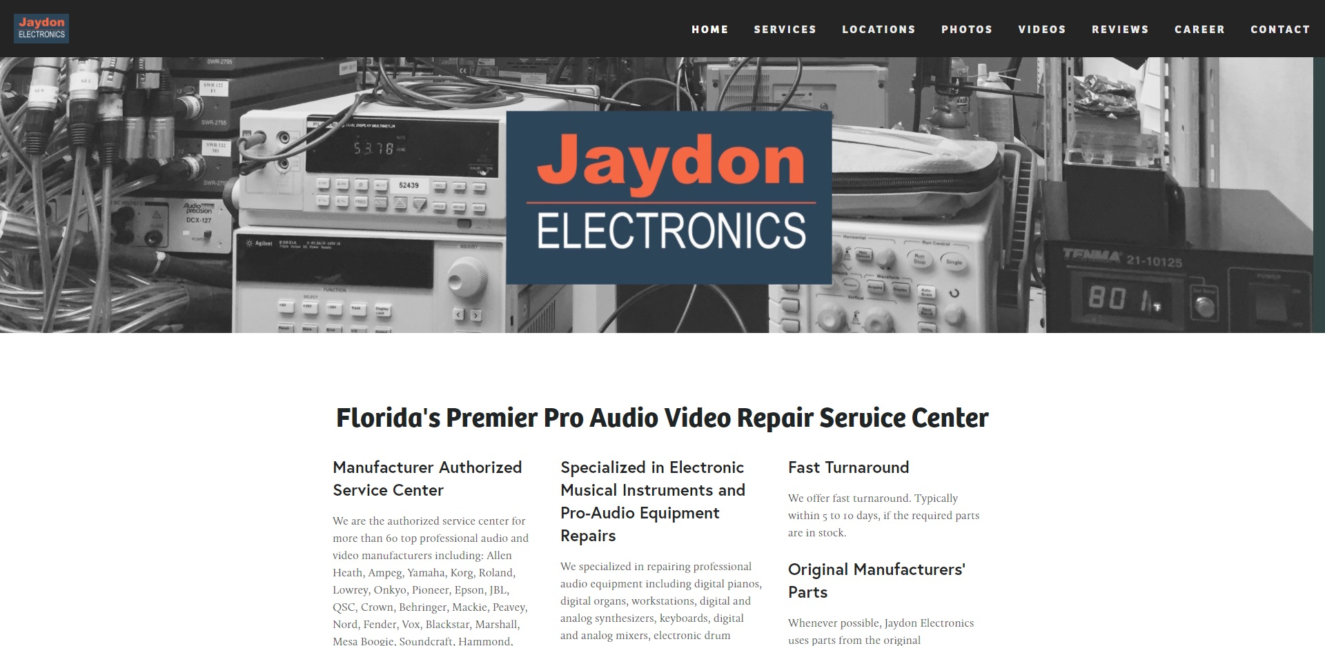Jacksonville, FL Best Electronics