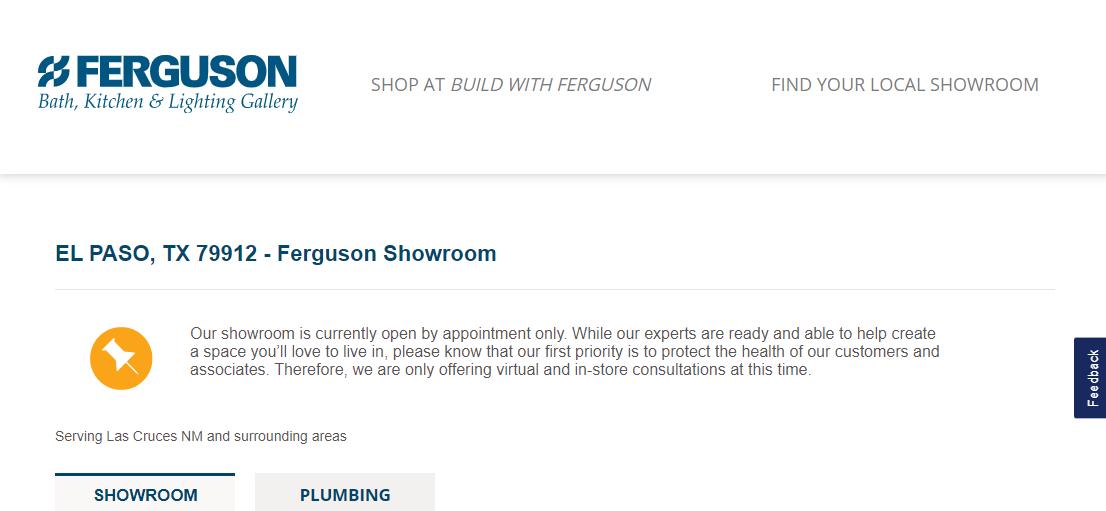 Ferguson Bath, Kitchen, and Lighting Gallery