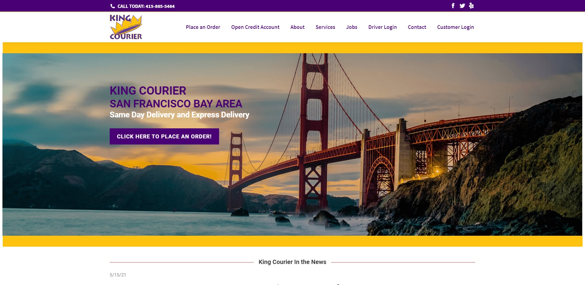 The Best Courier Services in San Francisco, CA