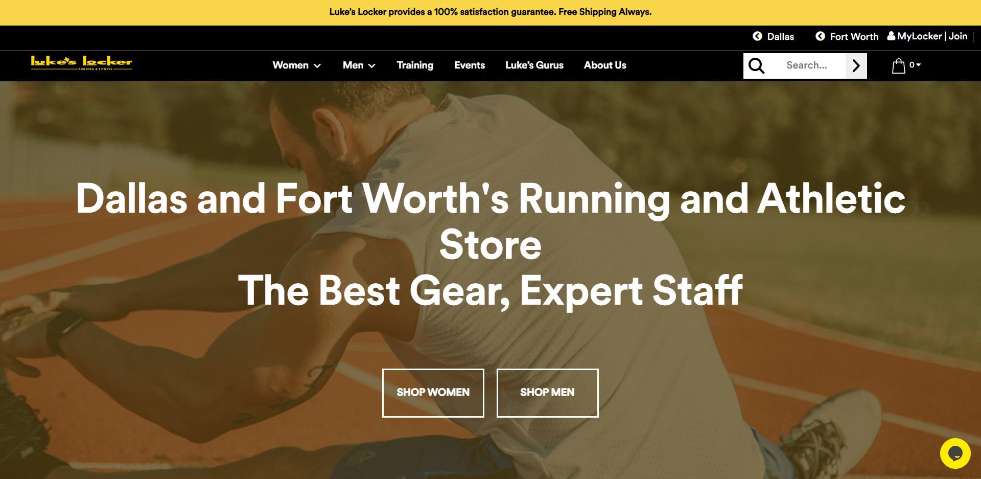 Dallas, TX Best Sports Goods