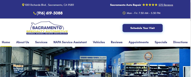 Sacramento Specialty Automotive