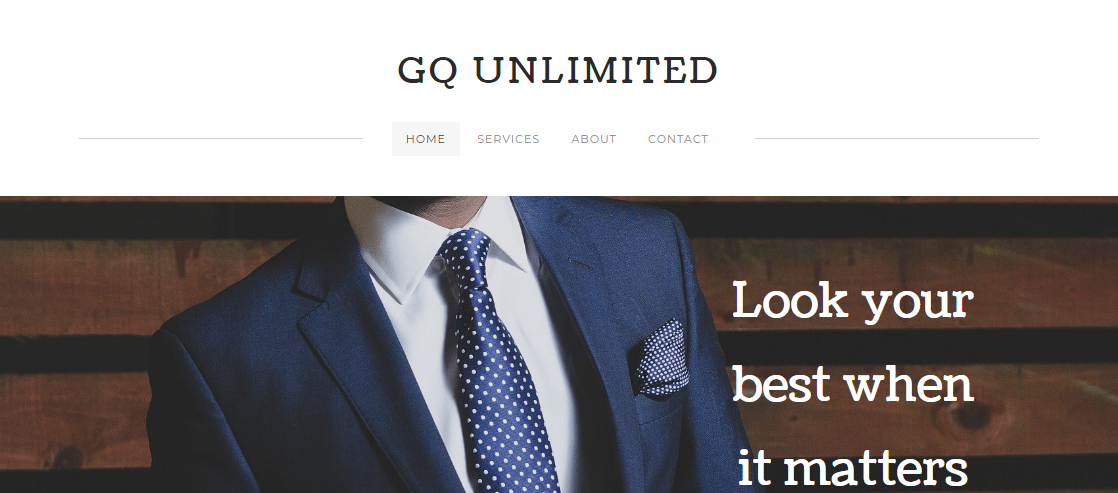 GQ Unlimited