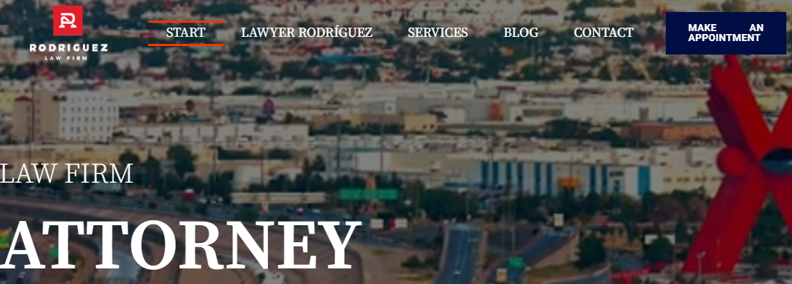 Rodriguez Law Firm PC
