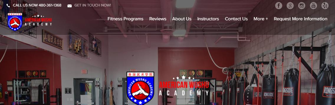 American Wushu Academy