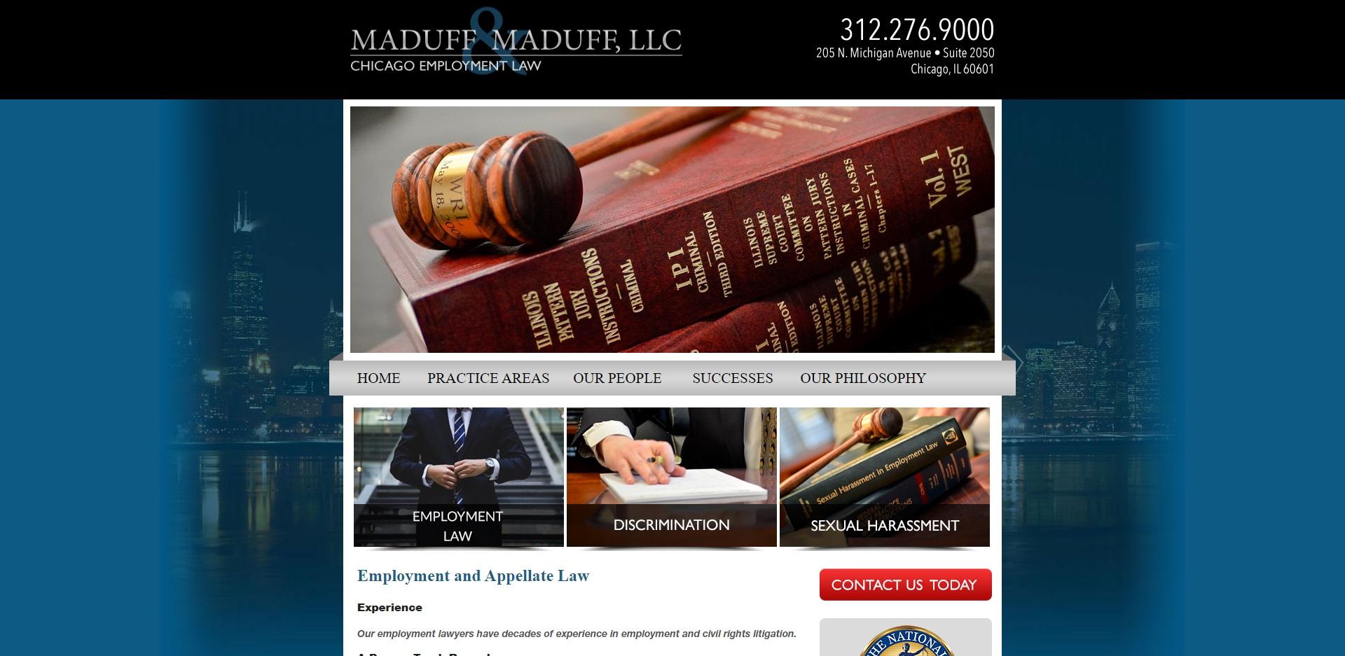 Best Employment Attorneys in Chicago, IL