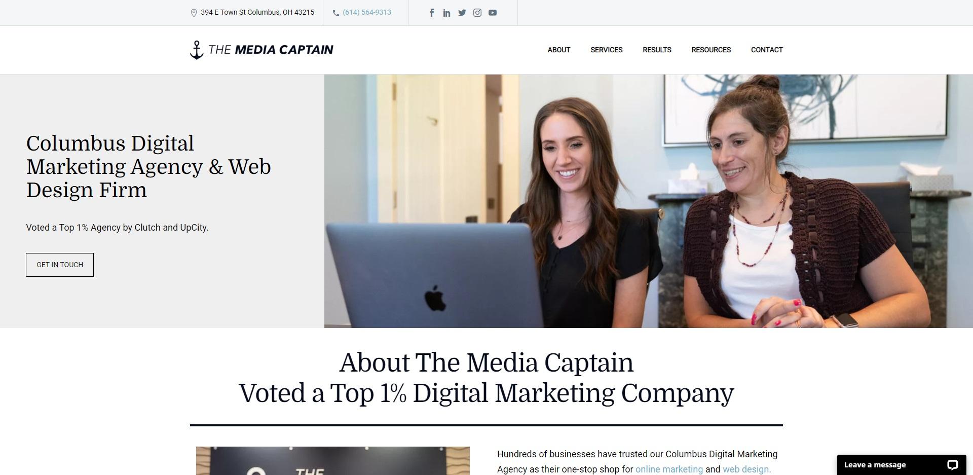 Best Advertising Agencies in Columbus, OH