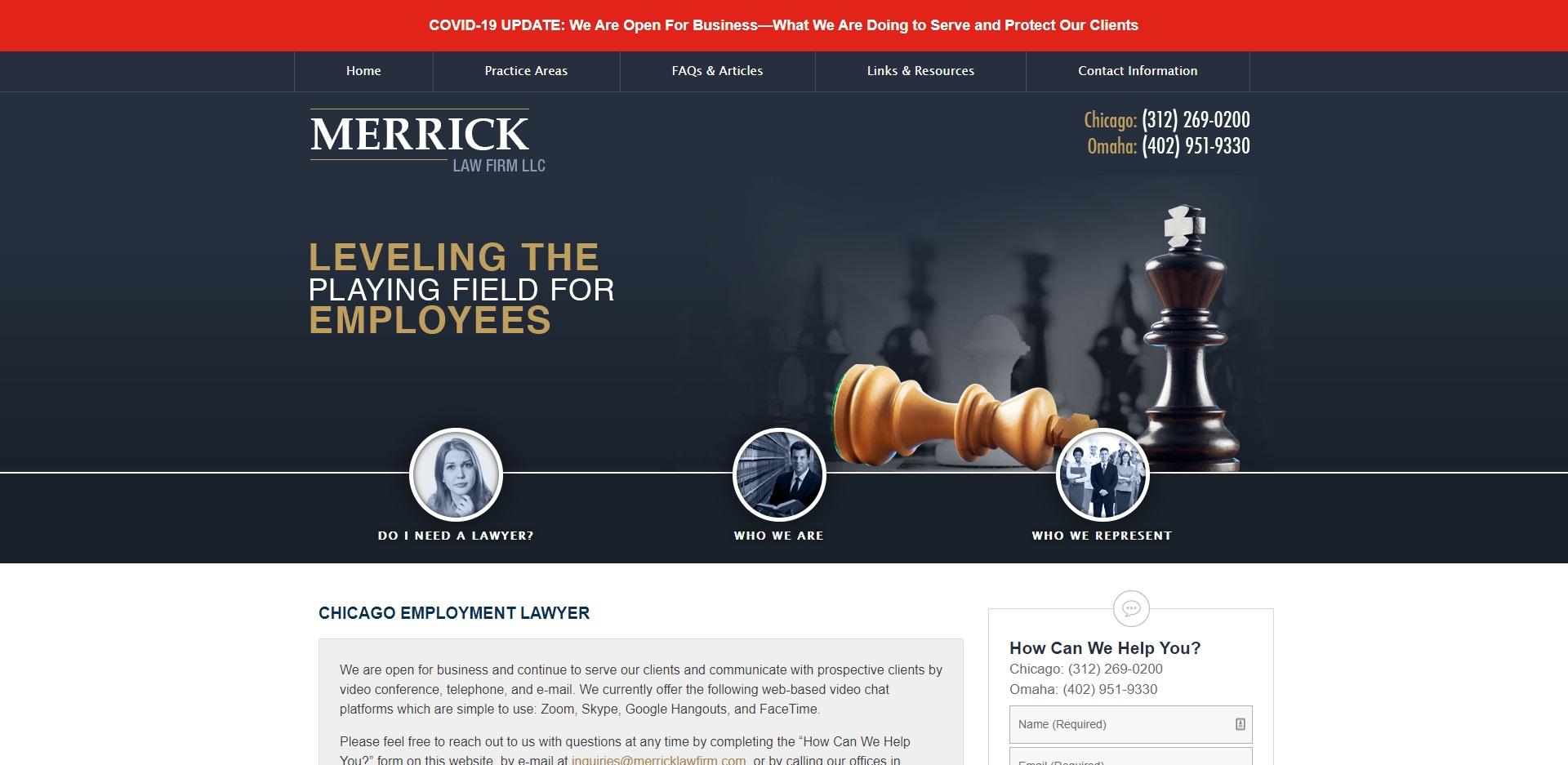 Chicago, IL Best Employment Attorneys