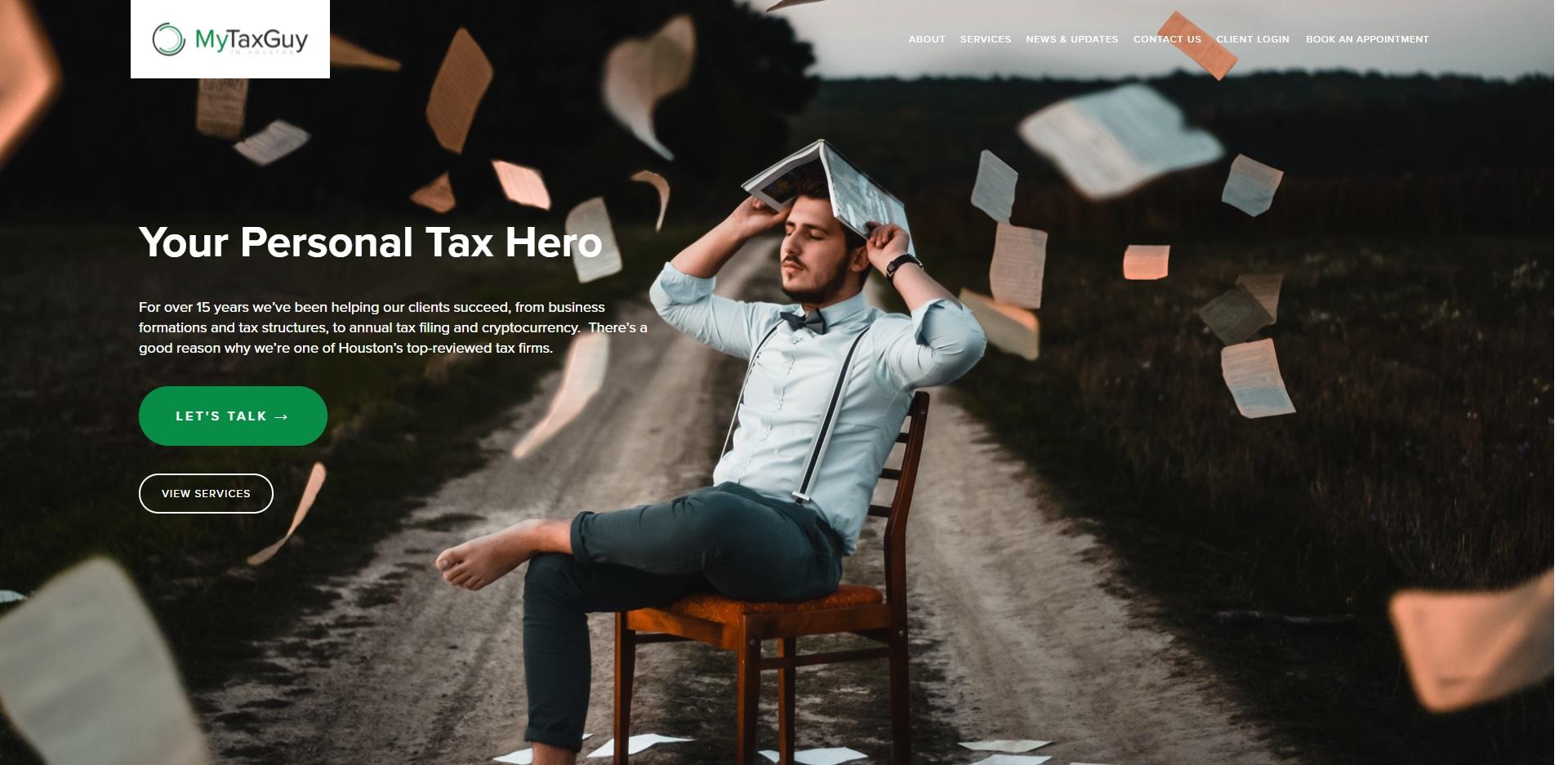 Best Tax Services in Houston, TX