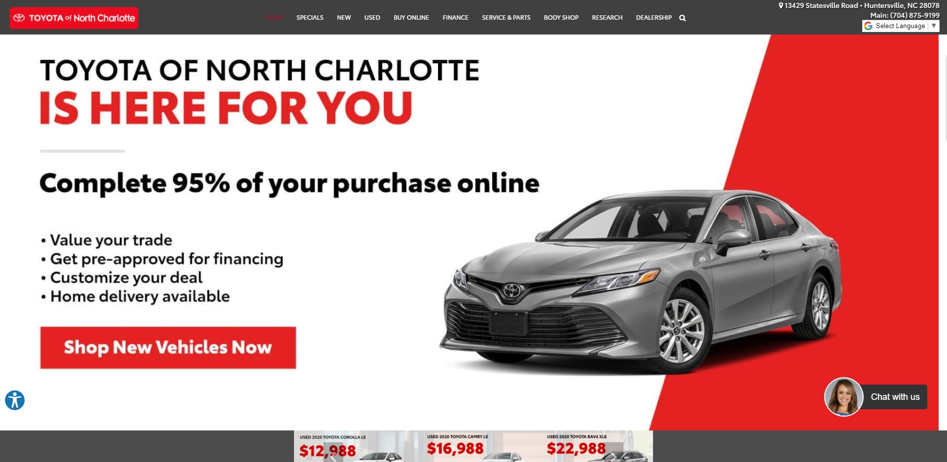 5 Best Toyota Dealers in Charlotte, NC
