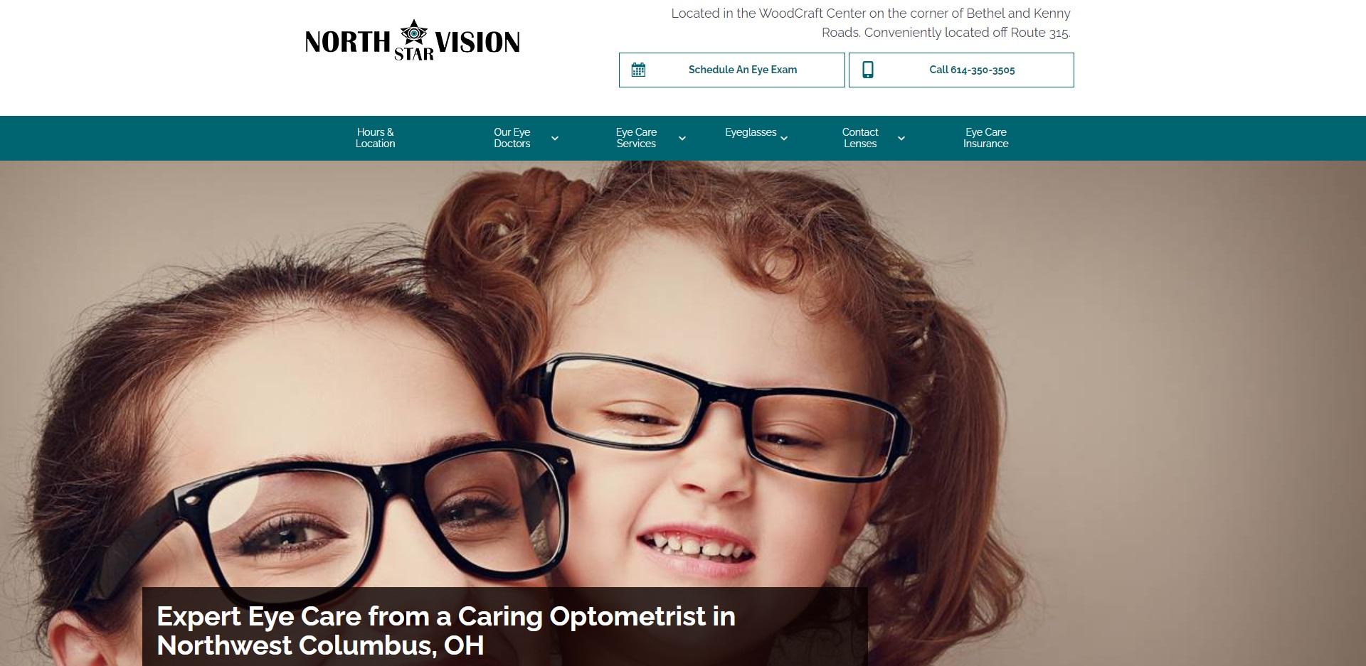 Columbus, OH's Best Optometrists