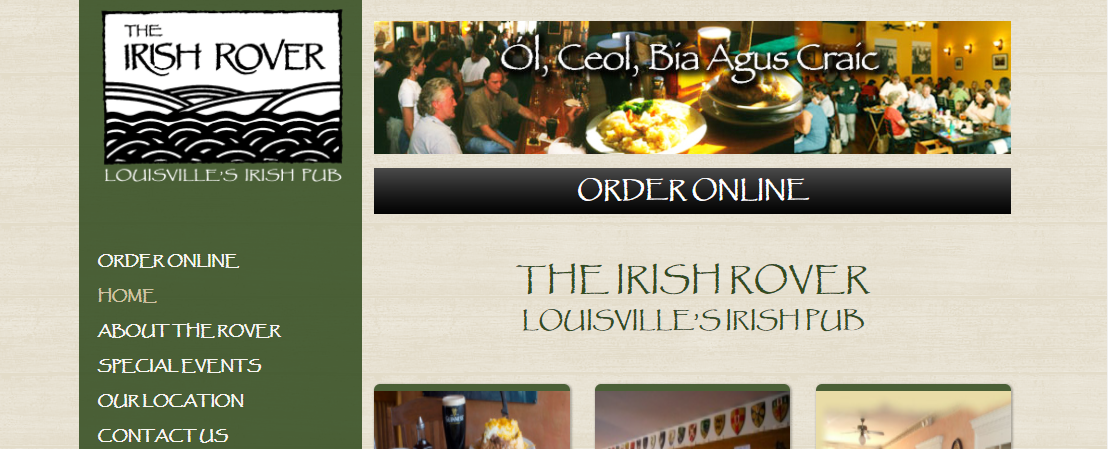 The Irish Rover Pubs in Louisville, KY