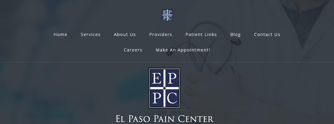 El Paso Pain Center
