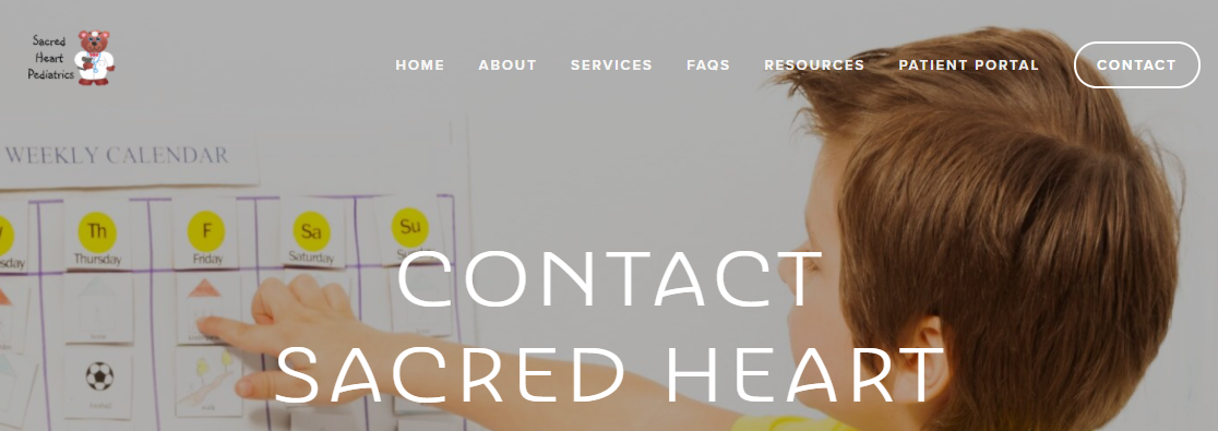 Sacred Heart Pediatrics Detroit
