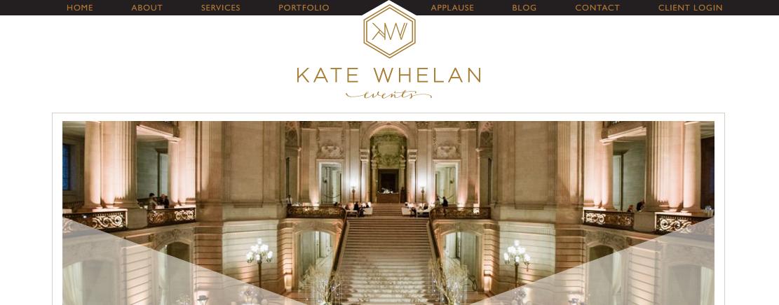 Kate Whelan Events